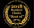 Readers Choice 2018 Award